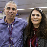 Dr Ravit Cohen Meitar and Shaul Gilad