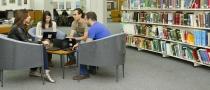 הלילות הלבנים בספריות חוזרים בתקופת הבחינות