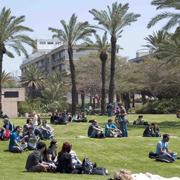 """כ-29,000 סטודנטים וסטודנטיות התחילו את שנה""""ל תשע""""ו באוניברסיטת תל-אביב"""