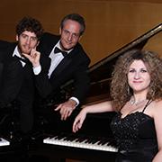 """פרס שרת התרבות הוענק להרכב הפסנתרנים """"מולטיפיאנו"""" מבית הספר למוזיקה ע""""ש בוכמן מהטה"""