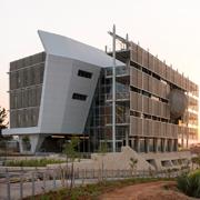 """בניין בית הספר ללימודי הסביבה ע""""ש פורטר בין 14 הבניינים הירוקים המובילים בעולם"""