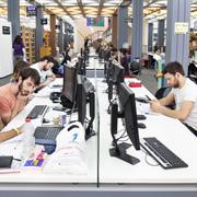 אוניברסיטת תל אביב היא המובילה בישראל בלמידה דיגיטלית