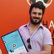"""פרויקט המציאות המדומה """"אנדרטה""""של ערן שפירא זכה במענק הפצה במסגרת פסטיבל הסרטים בחיפה"""