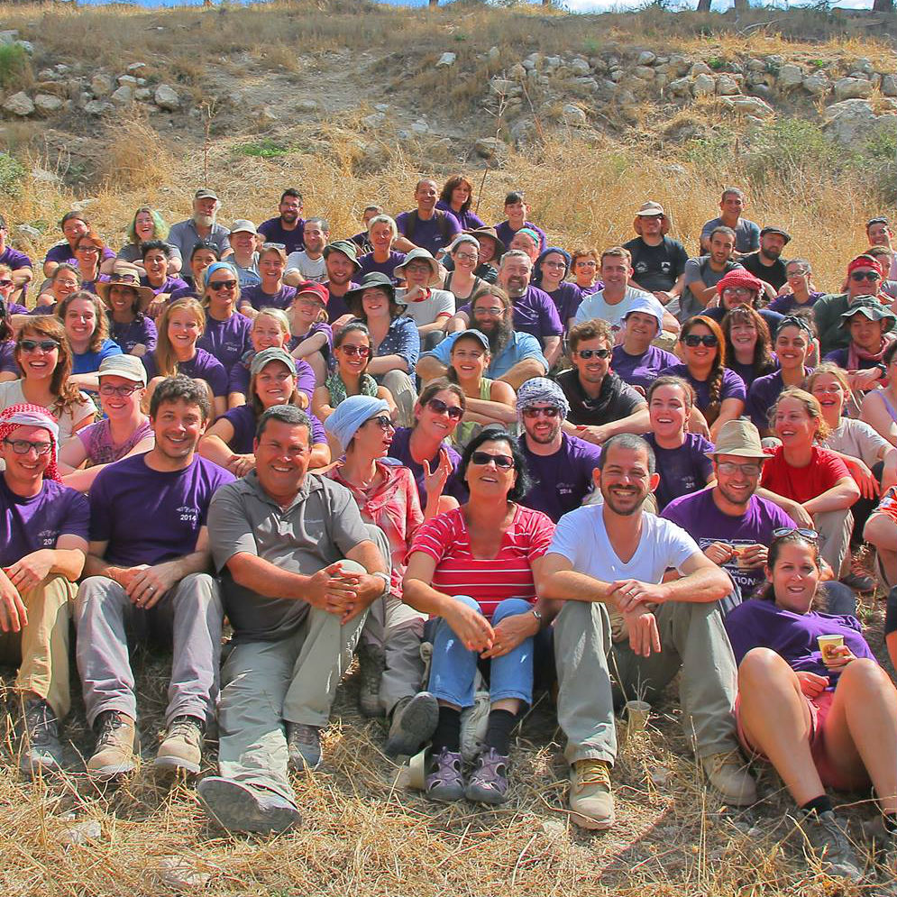 100 סטודנטים מרחבי העולם לוקחים חלק בחפירות הארכיאולוגיות בתל עזקה