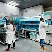 """מרכז חדש לגילוי תרופות ע""""ש בלווטניק נחנך באוניברסיטת תל אביב"""