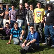 """תלמידי התכנית """"מדעני וממציאי העתיד"""" מתארחים בימים אלו באתר מאיץ החלקיקים בסרן, ז'נווה"""