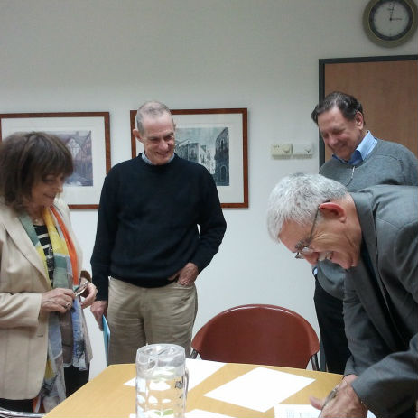 הסכם שיתוף פעולה נחתם בין אונירסיטת תל-אביב לאוניברסיטת קפריסין