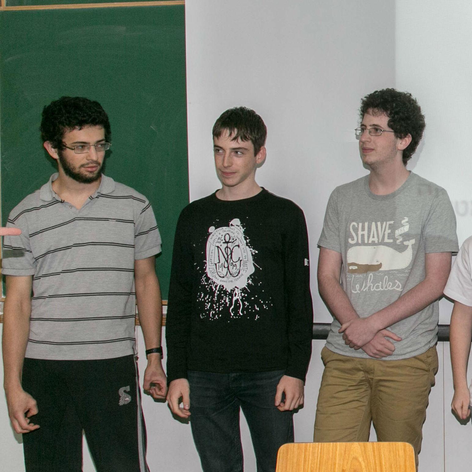 אלופי המספרים: הוכרזו חברי נבחרת ישראל לאולימפיאדת המתמטיקה
