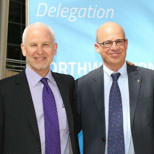 """הסכם לשיתוף פעולה אקדמי בהיקף חסר תקדים בין אוניברסיטת תל-אביב לאוניברסיטת העלית נורת'ווסטרן, ארה""""ב"""