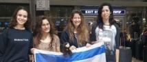 שלוש מדליות כסף לנבחרת ישראל במתמטיקה לנערות באולימפיאדה האירופית