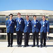 הישג מרשים לנבחרת ישראל באולימפיאדה לפיזיקה 2019