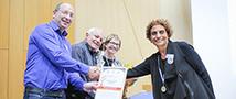 פרס העובדת הסוציאלית המצטיינת באקדמיה לפרופ' ריקי סויה