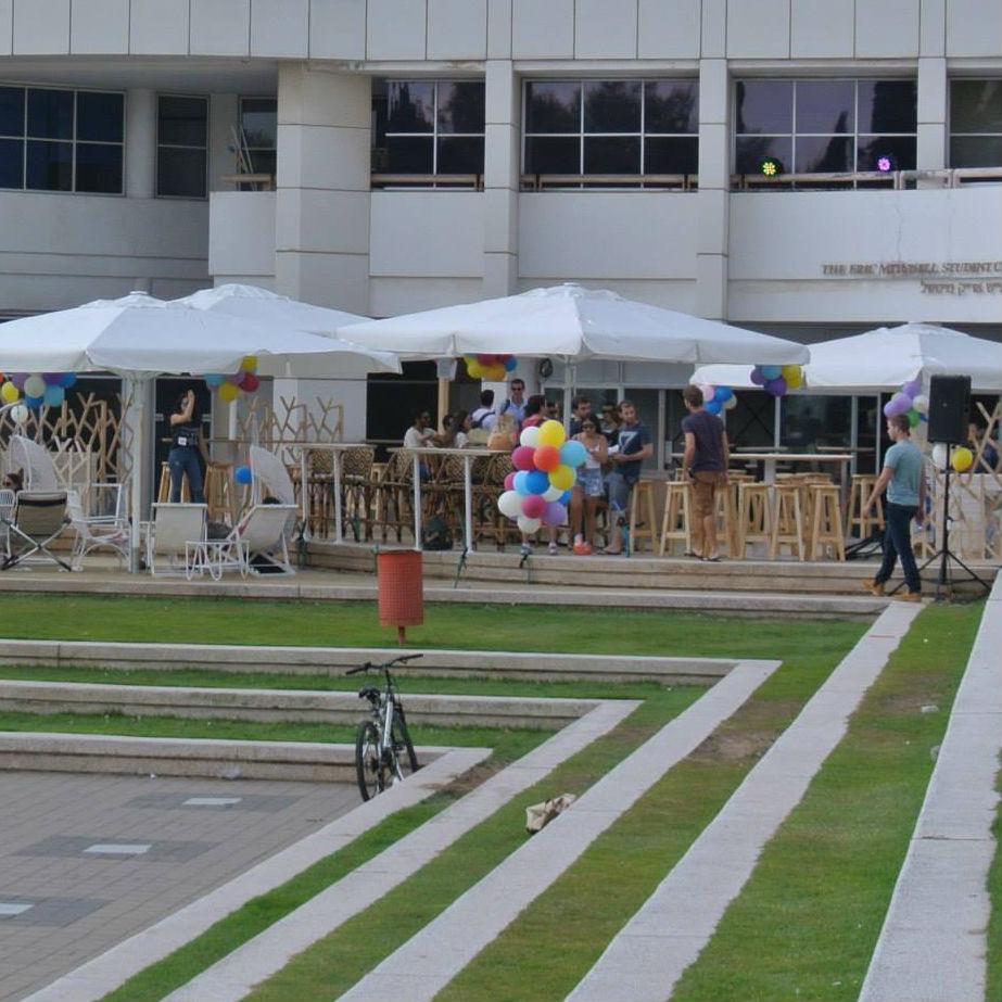 חופשיים על הבר: נחנך פאב הסטודנטים החדש בכיכר אנטין