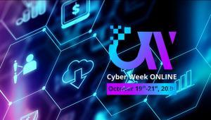 שבוע הסייבר אונליין 21-19 באוקטובר 2020