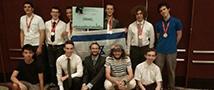 שש מדליות לחברי נבחרת ישראל באולימפיאדת המתמטיקה לנוער בהונג-קונג