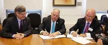 אוניברסיטת תל אביב חתמה על מזכר הבנות עם אוניברסיטת מרילנד