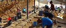 כנס חוקרים צעירים של המכון לארכיאולוגיה