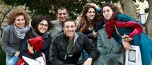 יום פתוח באוניברסיטת תל-אביב 2012 (צילום: גיא פריבס)