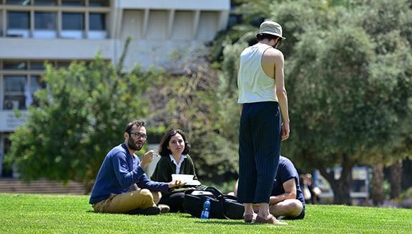 יום פתוח: תואר שני בחוג ללשון העברית ולבלשנות השמית
