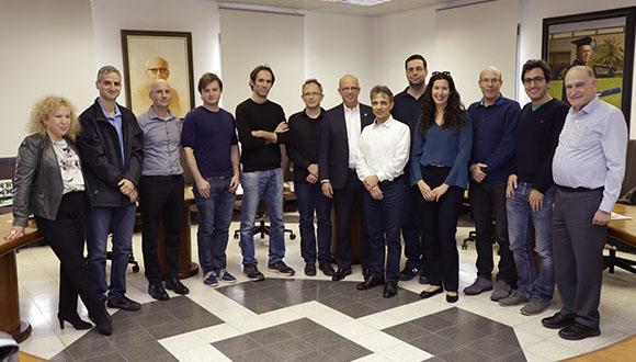 ראשונים במענקי המחקר היוקרתיים של האיחוד האירופי לחוקרים צעירים