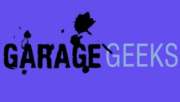 GARAGE GEEKS עם מר ג'ימי ווילס, מייסד וויקיפדיה וזוכה פרס דן דוד לשנת 2015