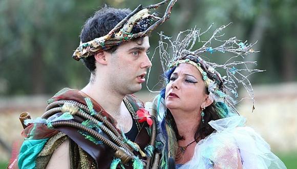 לפגוש את שייקספיר בפארק