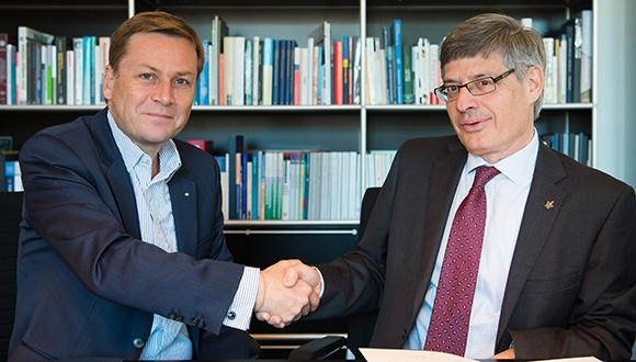 חודש הסכם ההבנות לשיתוף פעולה עם אוניברסיטת פוסטדאם בגרמניה