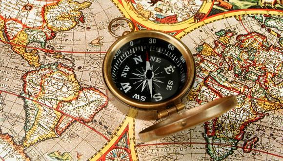 על המפה
