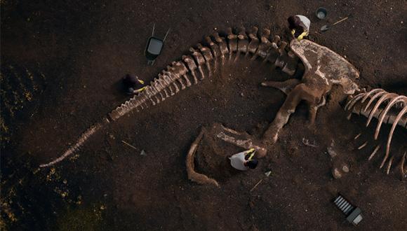 הסוד שהסתתר בזנב הדינוזאור