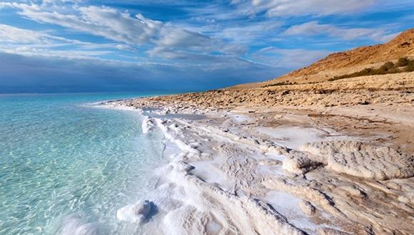 היום יושק מכון מחקר ים המלח, ראשון מסוגו בעולם לחקר חיים בנושאי קיצון