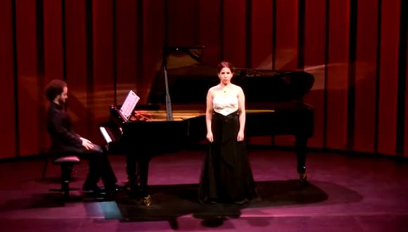זמרת המצו-סופרן הגר שרביט, בוגרת בית הספר למוזיקה, זכתה בתחרות זמרה הבינלאומית