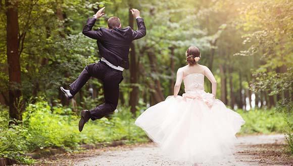 נישואים מאושרים מאריכים ימים