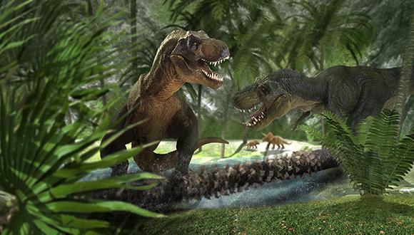 כך הפכנו ליצורי יום בזכות היכחדות הדינוזאורים