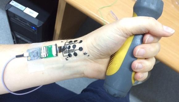 מדבקה אלקטרונית שפותחה באוניברסיטת תל אביב עשויה לאפשר מיפוי רגשות ולשפר תהליכי טיפול ושיקום