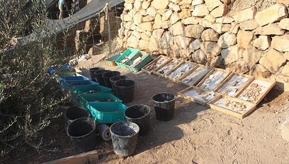 מטמון ארכיאולוגי במטמנת האשפה חושף מה היו הרגלי התזונה של תושבי ירושלים בימי בית שני