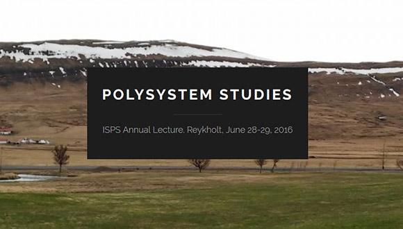 הכנס הראשון של האגודה הבינלאומית למחקרי הרב-מערכת התקיים באיסלנד