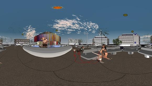סימפוניה של געגועים: פרויקט מציאות מדומה של היוצרת שירין אנלן התקבל לפסטיבל קאן