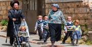חרדים שגרים בשכונות מעורבות נדבקים פחות בקורונה
