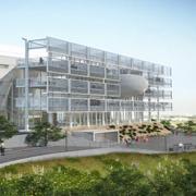 הבניין האקולוגי הראשון