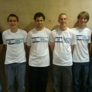 מדליית זהב לתלמיד הנבחרת הישראלית באולימפיאדת מדעי המחשב 2013