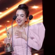הדס בן ארויה זוכת פרס אופיר לשנת 2019
