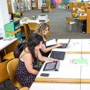 ספריות אוניברסיטת תל-אביב פותחות שעריהן לתלמידי מכללות הדרום
