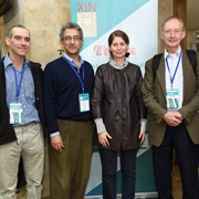 מרצים וסטודנטים מרחבי העולם השתתפו בסדנת ננו-פוטוניקה שהתקיימה בקמפוס