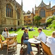 אוקספורד מחכה לו: בן לוריא זכה במלגת קרן רודס היוקרתית בעולם