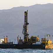 קידוח בקרקעית ים המלח מתעד 220,000 שנה של רעידות אדמה