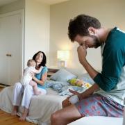 הפרעות בשינה פוגעות כמו היעדר לינה