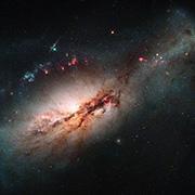 פיצוץ אדיר בחלל פתר תעלומה בת אלף שנה