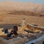 עדות למסע הכיבושים של דוד המלך