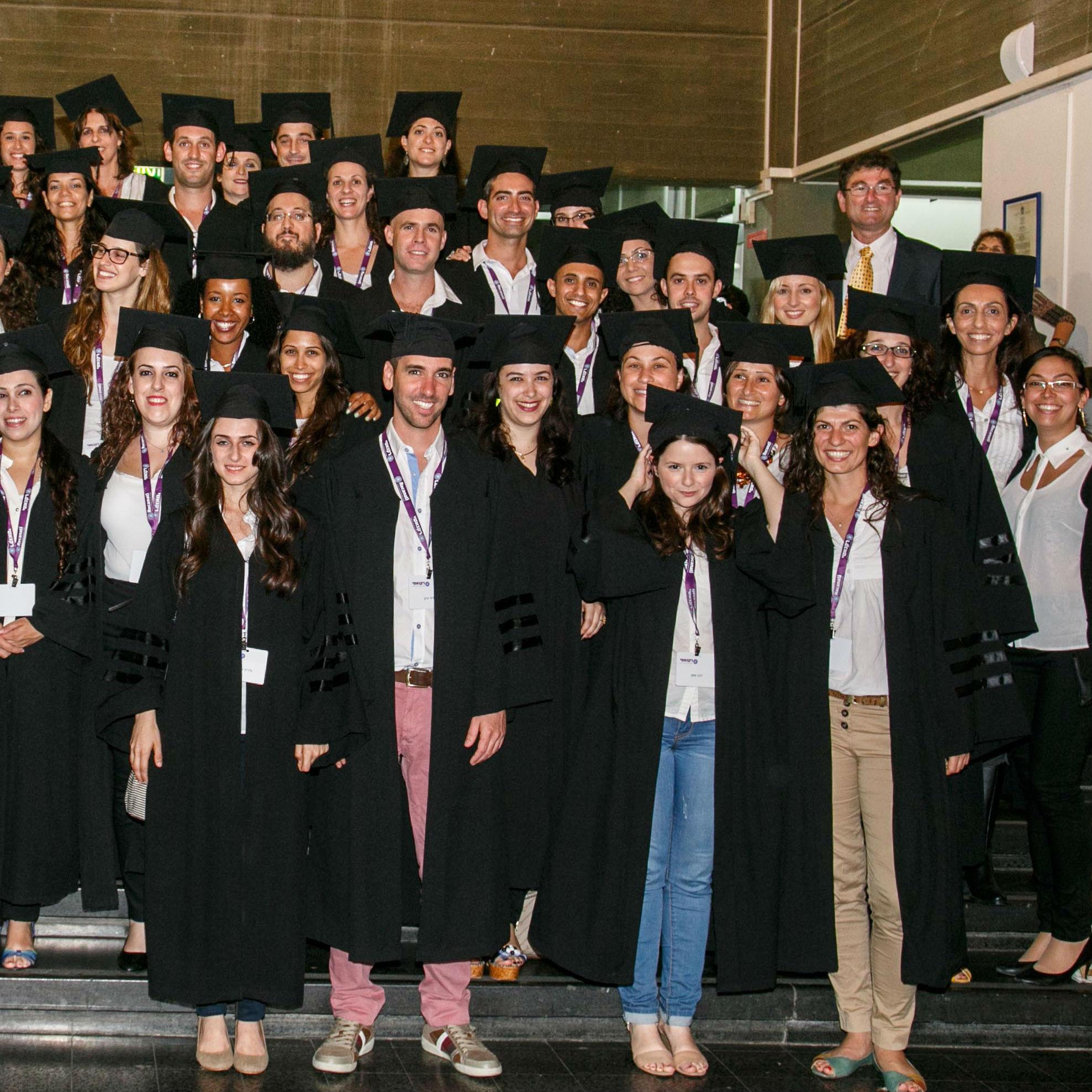 הסתיים המחזור הראשון של תכנית ייחודית לתואר שני בייעוץ ארגוני בפקולטה לניהול