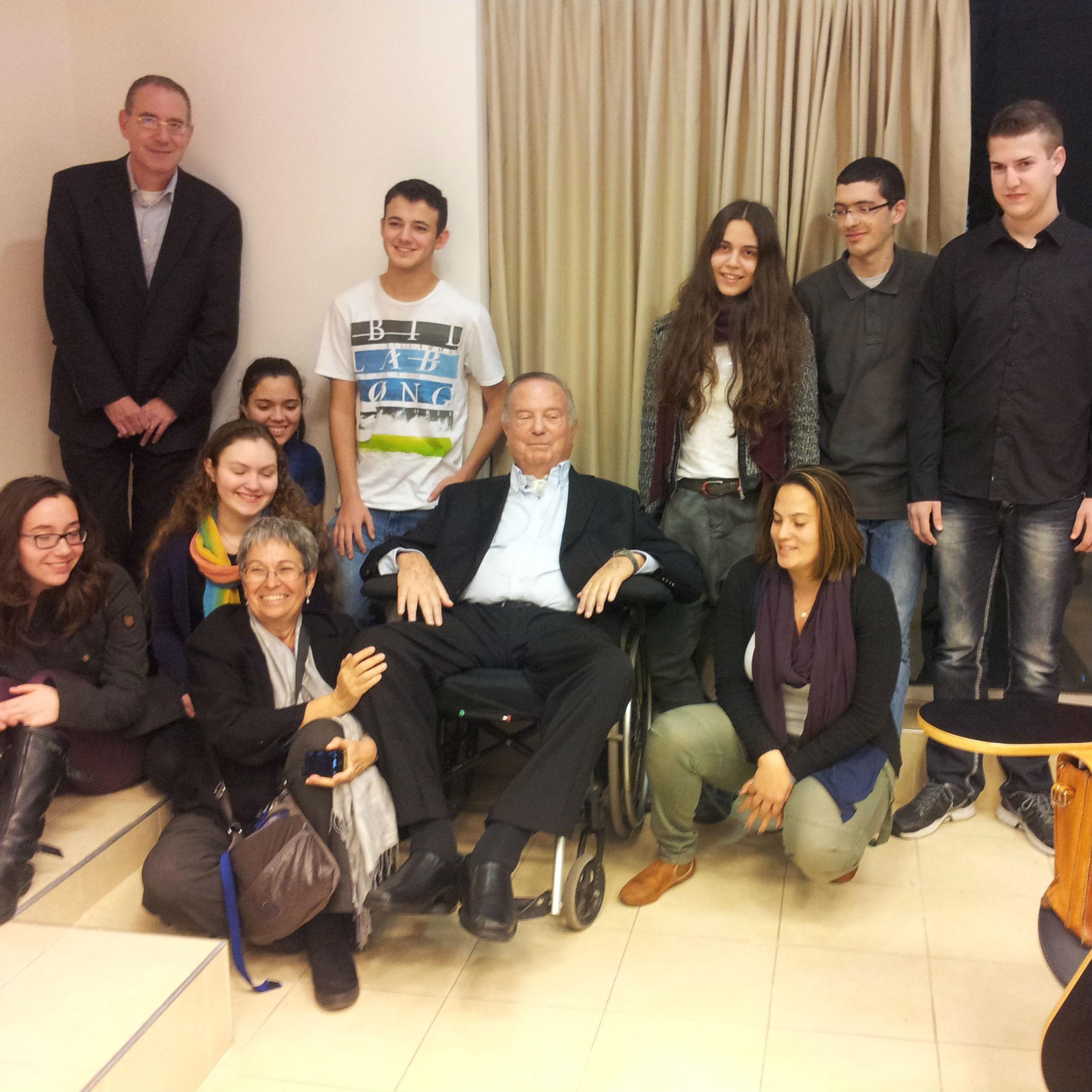 מצטייני מדעי הרוח של אוניברסיטת תל-אביב לנוער קיבלו תעודות בטקס מרגש